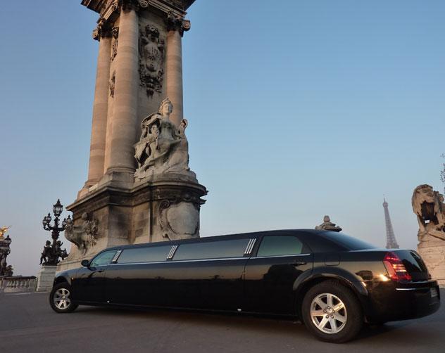 Location limousine paris pas cher